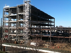 Courthouse Construction 1/16/2014